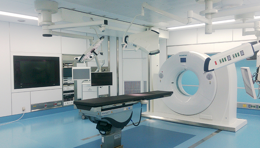 EIZO/大阪医大病院に手術室映像マネジメントシステムを導入