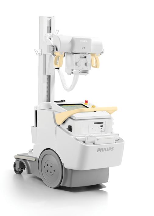 フィリップス エレクトロニクス ジャパン/移動型デジタルX線撮影装置