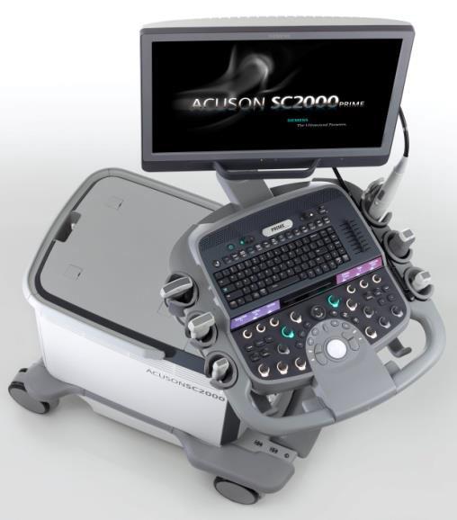 シーメンス・ジャパン/超音波画像診断装置