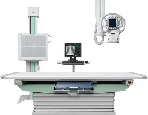 富士フイルム/デジタルX線画像診断システム