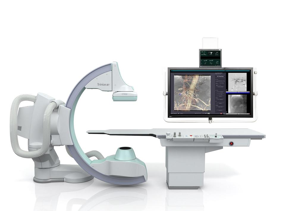 島津製作所/血管撮影システム