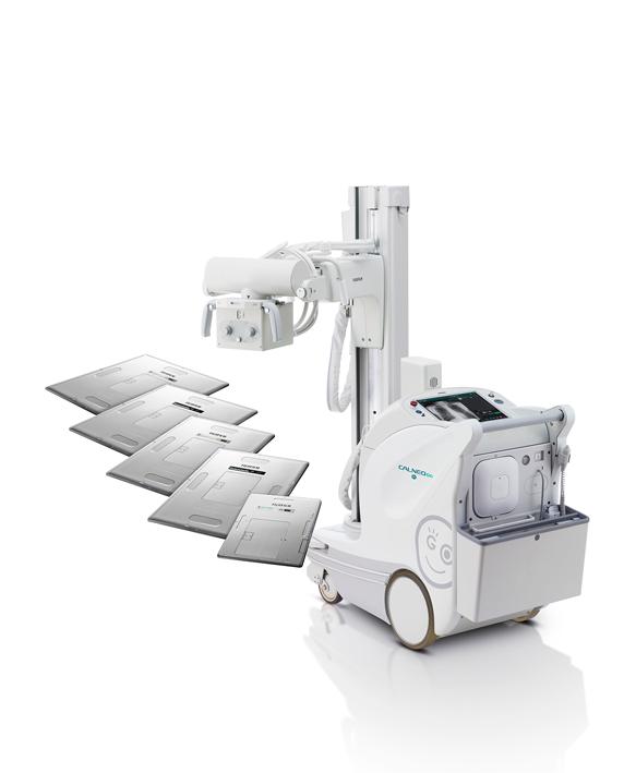 富士フイルムメディカル/移動型デジタルX線撮影装置