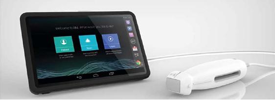 富士フイルム/タブレット型超音波画像診断装置