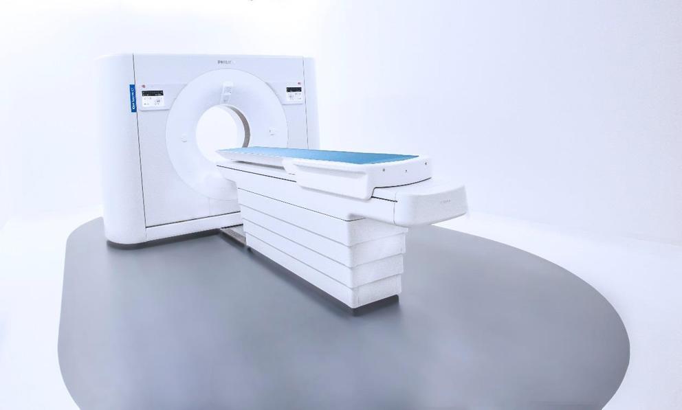フィリップス エレクトロニクス ジャパン/二層検出器搭載型CT