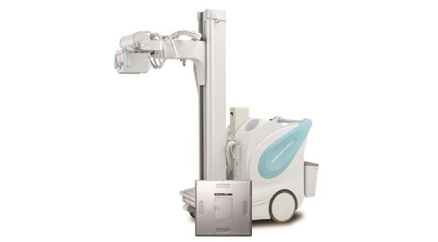 島津製作所/回診用X線撮影装置