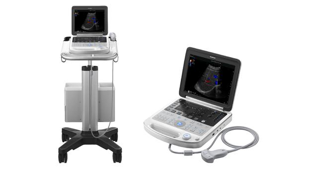 富士フイルムメディカル/超音波画像診断装置