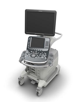 日立製作所/超音波診断装置