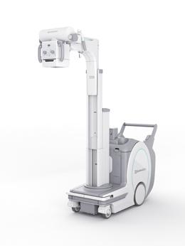 島津製作所/デジタル式回診用X線撮影装置