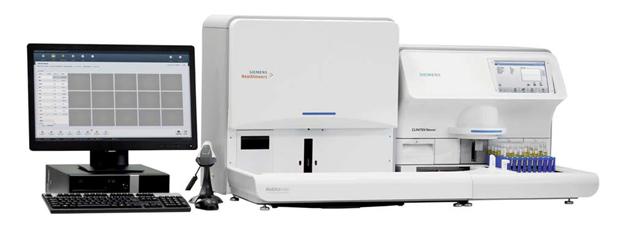 シーメンスヘルスケア・ダイアグノスティクス/尿中有形成分分析装置