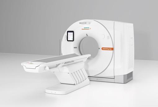 シーメンスヘルスケア/CT装置