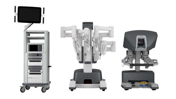 インテュイティブサージカル/内視鏡手術支援ロボットの最新モデルを5月より販売開始予定
