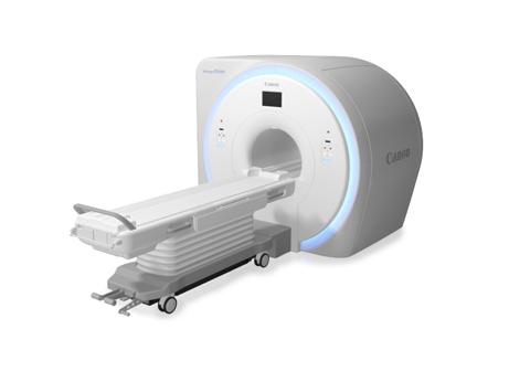 キヤノンメディカルシステムズ/MRI装置