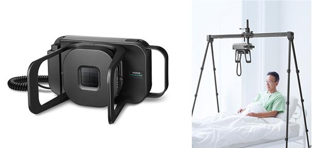 富士フイルム/携帯型X線撮影装置「CALNEO Xair」発売