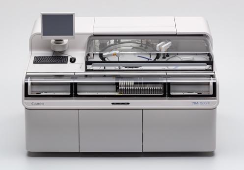 キヤノンメディカルシステムズ/臨床化学自動分析装置「TBA-1500FR」発売開始