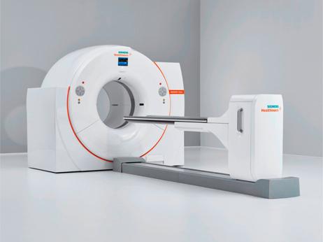 シーメンスヘルスケア/最高レベルのTOF時間分解能を実現 半導体検出器搭載PET・CT装置「Biograph Vision」の販売を開始