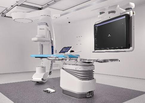 フィリップス/新血管撮影装置「Azurion 7 C20 with FlexArm」を発売
