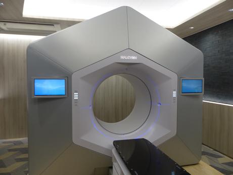 大船中央病院放射線治療センター/IMRT専用リニアックを増設、内覧会を実施