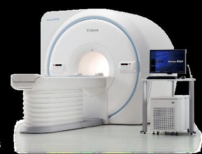 キヤノンメディカルシステムズ/資産の有効活用で病院経営に貢献するMRI装置「Vantage Elan」リニューアルソリューションを販売開始