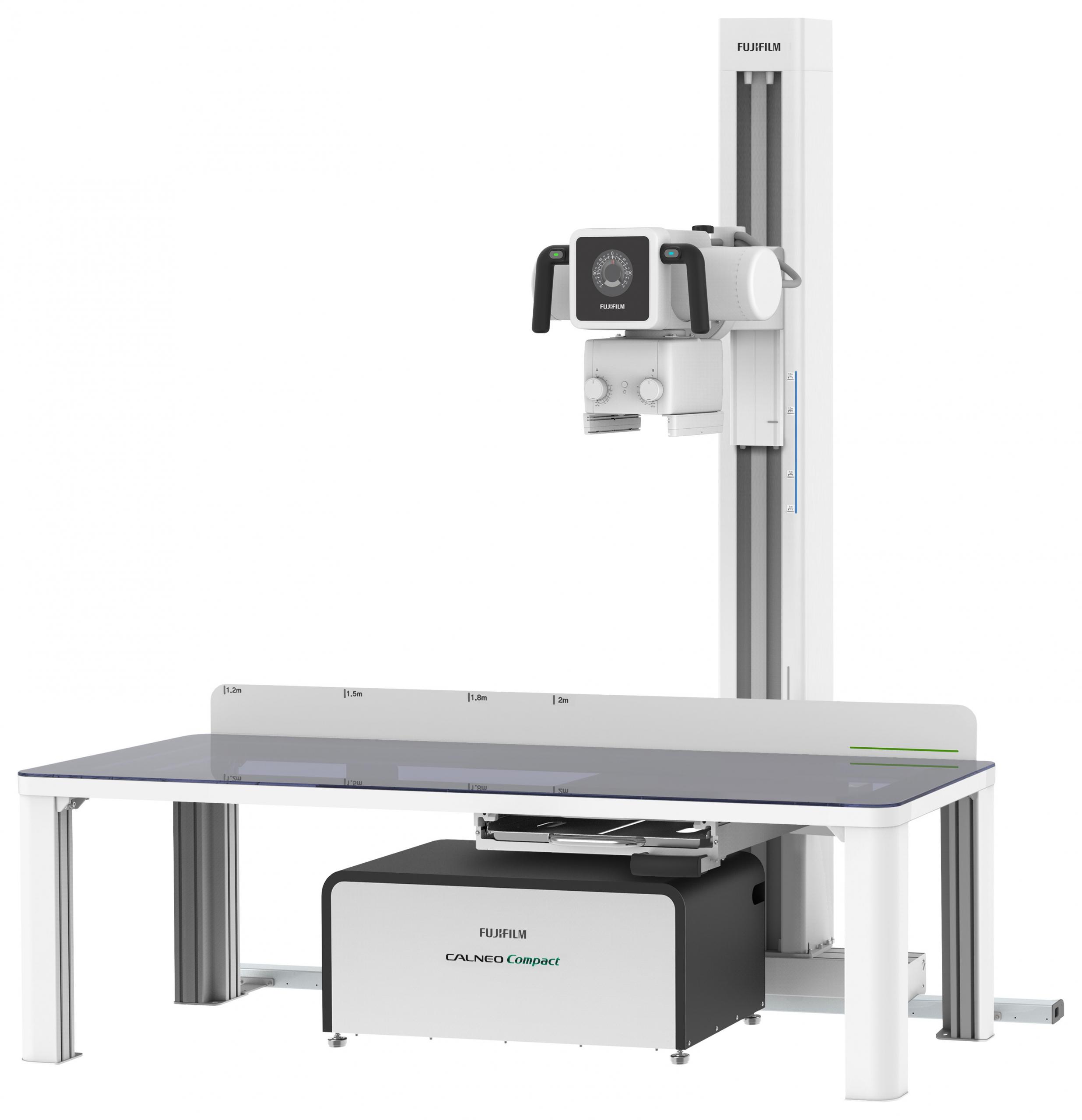 富士フイルム/コンパクトタイプのクリニック向けX線診断システム「CALNEO Compact」新発売