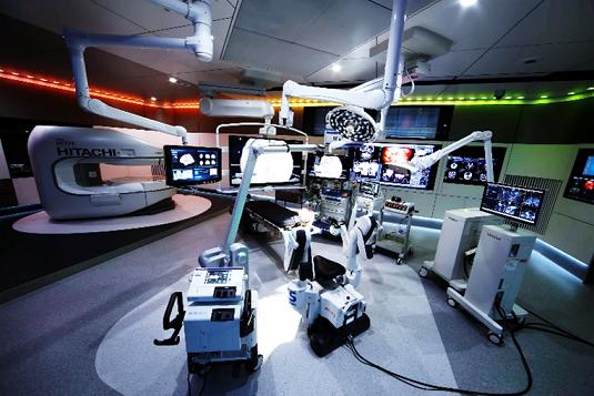 日立製作所/OPExPARKと協業し、SCOT をコンセプトとした情報統合手術室 METISを販売開始