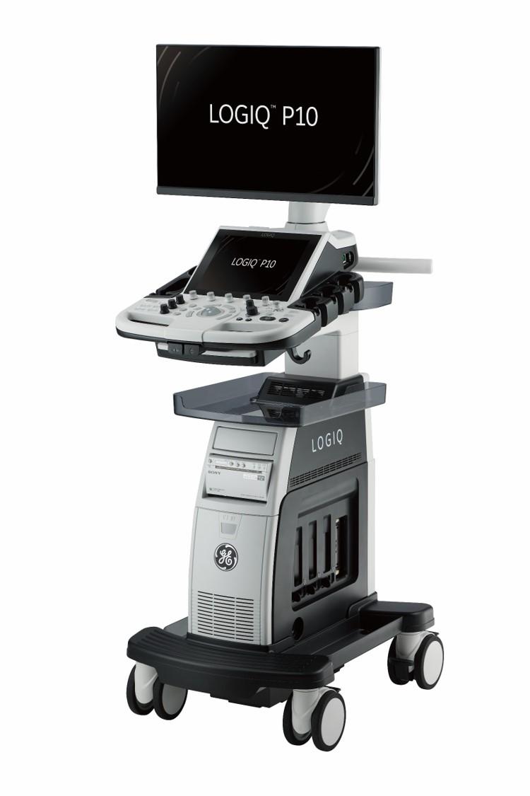 """GEヘルスケア・ジャパン/ 汎用超音波画像診断装置 """"LOGIQ P10""""を新発売"""