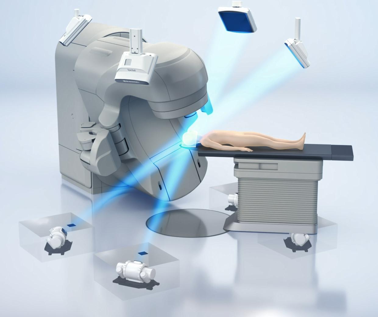 島津製作所/放射線治療支援システム「SyncTraX SMART version(シンクトラックス・スマートバージョン)」を発売