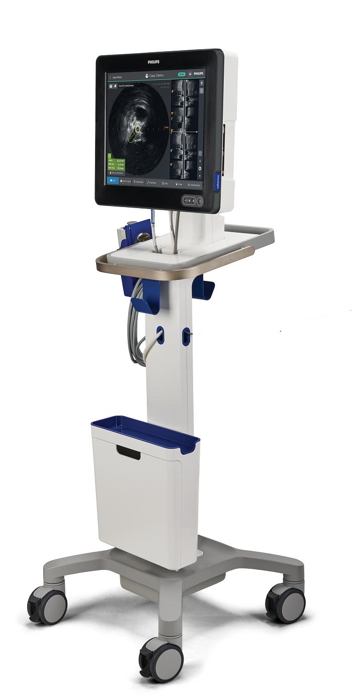 フィリップス/モバイルタイプの循環器用超音波画像診断装置「IntraSight Mobile(イントラサイトモバイル)イメージングシステム」を販売開始